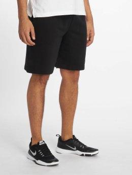 Urban Classics Pantalón cortos Terry negro
