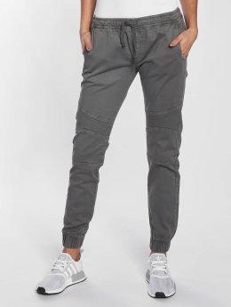 Urban Classics Pantalón deportivo Biker gris