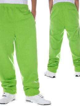Urban Classics Pantalone ginnico Kids verde