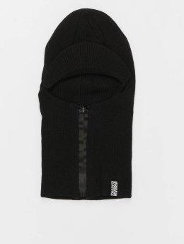 Urban Classics Pipot Zipped Visor musta