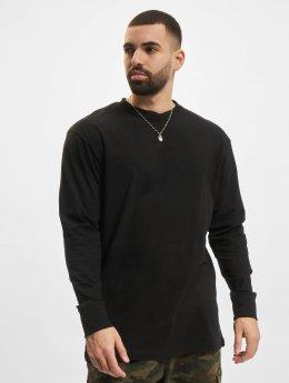 Urban Classics Pitkähihaiset paidat  musta
