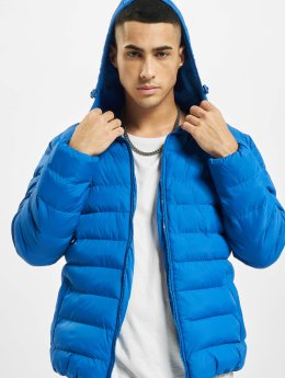 Urban Classics Puffer Jacket Basic Bubble blau