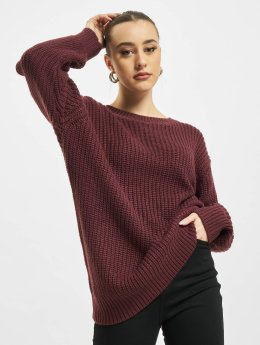 Urban Classics Pullover Basic Oversized rot