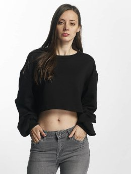 Urban Classics Pullover Oversized schwarz