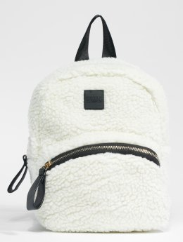 Urban Classics Reput Sherpa Mini valkoinen