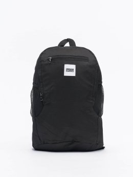 Urban Classics Rucksack Foldable zwart