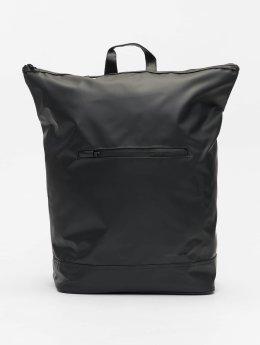 Urban Classics rugzak Messenger Coated zwart