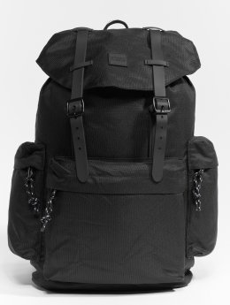 Urban Classics rugzak Multibags zwart