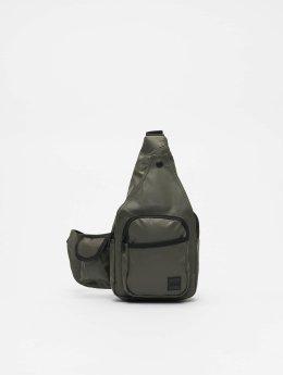 Urban Classics / Rygsæk Multi Pocket i oliven