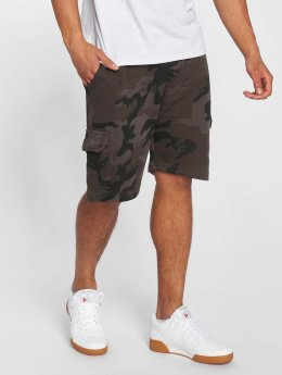 Urban Classics Short Camo Terry camouflage