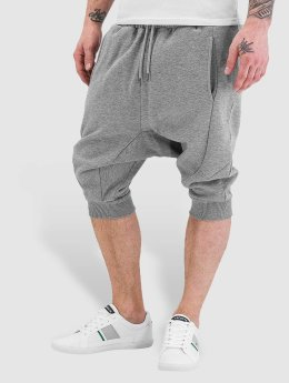 Urban Classics Short Deep Crotch Undefined gris