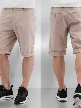 Urban Classics Shorts Stretch Turnup beige