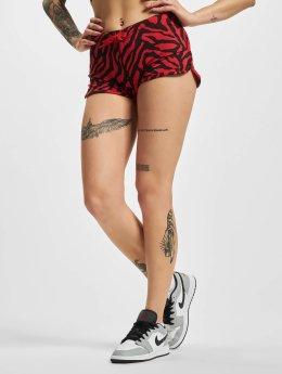 Urban Classics Shorts Zebra rot