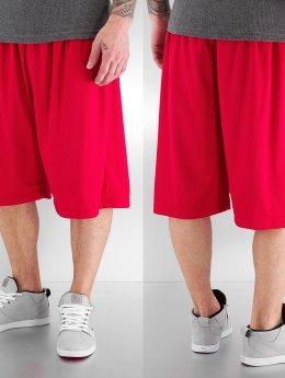 Urban Classics Shorts Bball Mesh rot