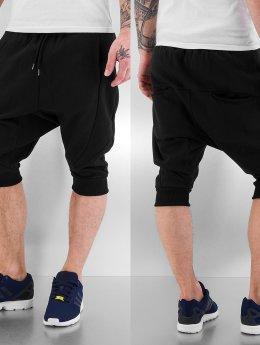 Urban Classics Shorts Deep Crotch schwarz