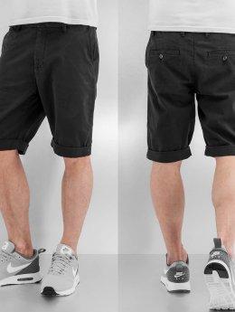 Urban Classics shorts Stretch Turnup zwart