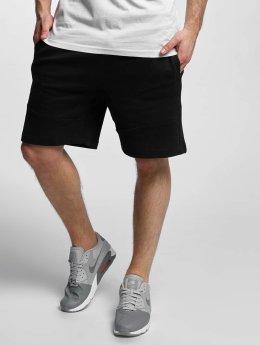 Urban Classics shorts Interlock zwart