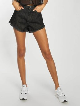 Urban Classics shorts Denim zwart