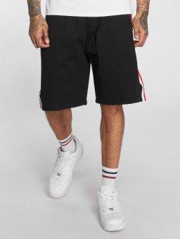 Urban Classics shorts Stripe Sweat zwart