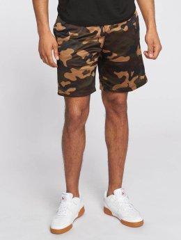 Urban Classics Shortsit Camo Mesh camouflage