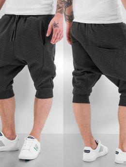 Urban Classics Shortsit Deep Crotch harmaa