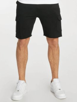 Urban Classics Shortsit Open Edge Terry musta