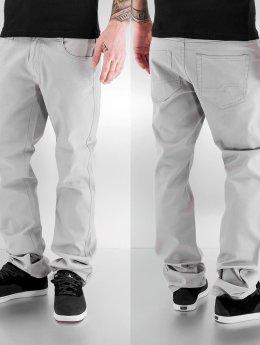 Urban Classics Skinny Jeans 5 Pocket grau