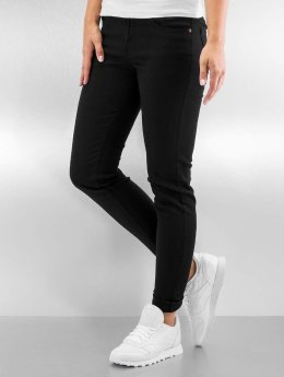 Urban Classics Skinny Jeans Ladies sort