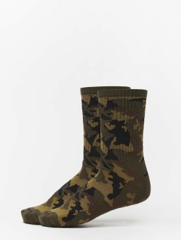 Urban Classics Sokken 2-Pack Camo camouflage