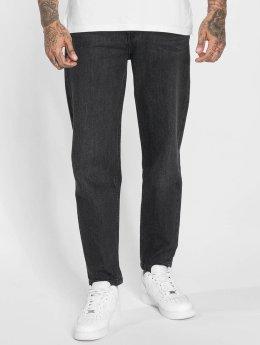 Urban Classics Spodnie Baggy Denim czarny
