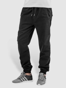 Urban Classics Spodnie do joggingu Stretch Twill czarny
