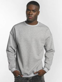 Urban Classics Sweat & Pull College gris