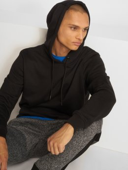 Urban Classics Sweat capuche Basic noir