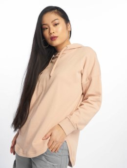 Urban Classics Sweat capuche Oversized Terry rose