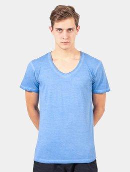 Urban Classics T-paidat Spray Dye sininen