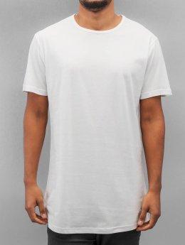 Urban Classics T-paidat Peached Shaped Long valkoinen