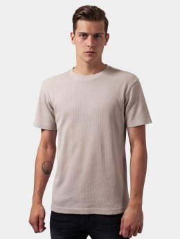Urban Classics t-shirt Thermal beige