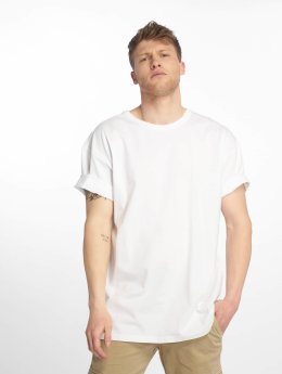 Urban Classics T-shirt Oversized bianco