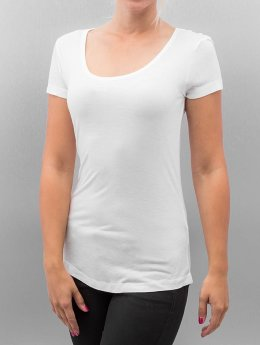 Urban Classics T-Shirt Basic Viscon blanc