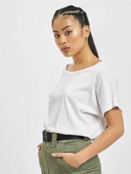 Urban Classics T-Shirt Basic Drop blanc