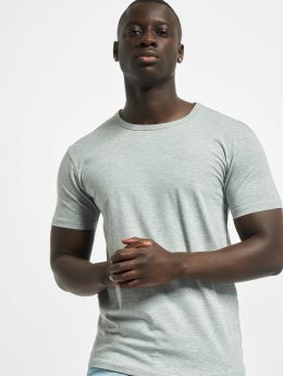 Urban Classics T-shirt Fitted Stretch grå