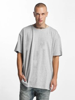 Urban Classics T-Shirt Heavy Oversized grau