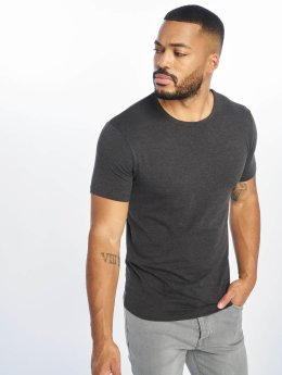 Urban Classics T-Shirt Fitted Stretch grey
