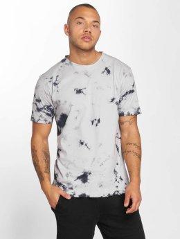 Urban Classics t-shirt Batik grijs