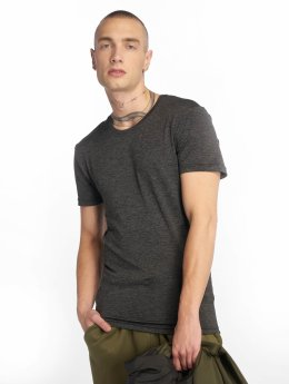 Urban Classics T-Shirt Active Melange gris