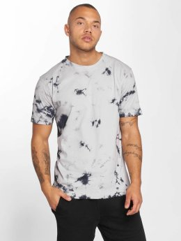 Urban Classics T-Shirt Batik gris