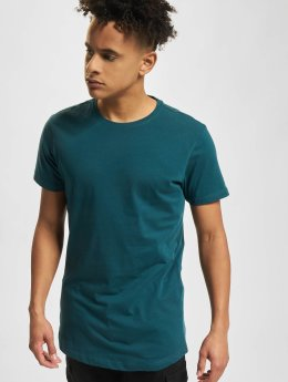 Urban Classics T-Shirt Shaped Oversized grün