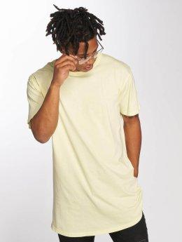 Urban Classics T-Shirt Garment jaune