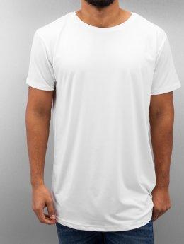 Urban Classics T-shirt longoversize Shaped Neopren Long blanc