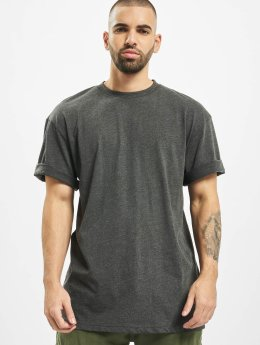 Urban Classics T-shirt long oversize Tall Tee gris